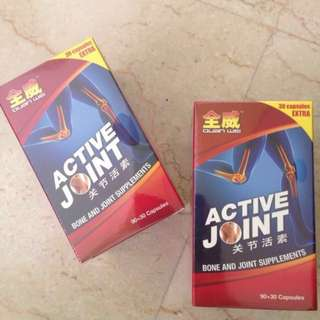 Active Joint Bone and Joint Supplements