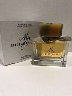 My Burberry EDP 90ml Tester