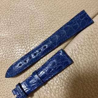 Piaget 鱷魚皮手錶帶