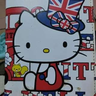 Kitty卡片夾