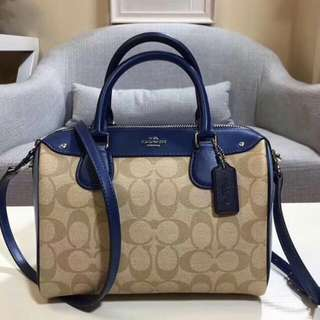 COACH LARGE BENNETT COLORBLOCK