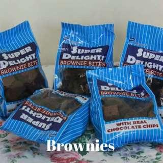 Super delight (brownies)