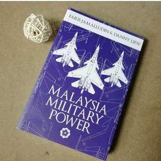 BUKU : MALAYSIA MILITARY POWER (BM)