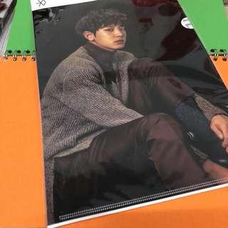 EXO 燦烈folder $60包郵