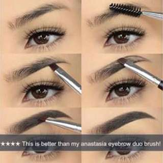 DUO BROW BRUSH ANASTASIA