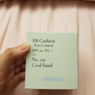 Laneige BB Cushion + free pouch