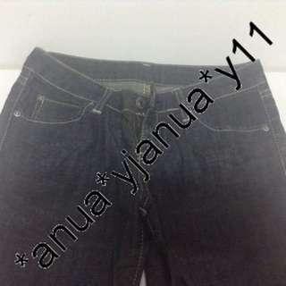 (二手品)最後劈價 $20 UNIQLO Jeans