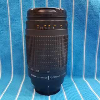 Nikon Af 70-300 G