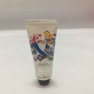 "Beyond Limited Edition "" Alice in the wonderland"" Hand Cream"