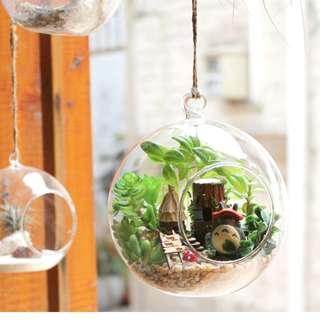 玻璃球小屋DIY精靈部落