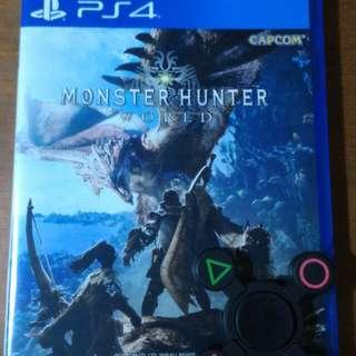 [PS 4] Monster Hunter World