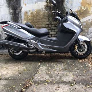 Bike Sold!!! SYM MAXSYM 400i