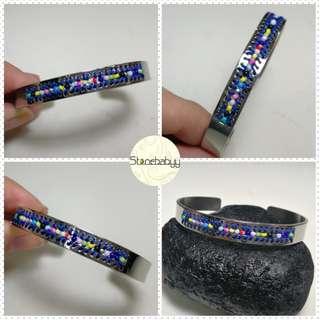 手織316L純鋼首飾 飾品