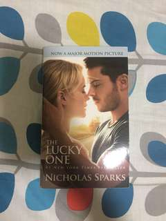 The Lucky One (Nicholas Sparks)
