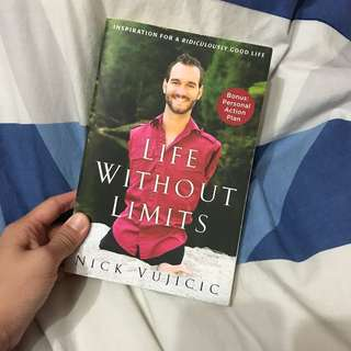 Nick Vujicic - Life without limits (beat seller!)