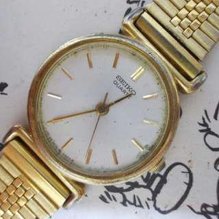 Vintage seiko lady watch quartz