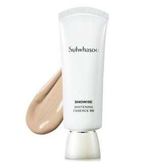Sulwhasoo Snowise Whitening Essence BB No.2 - Natural Beige