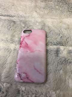 Iphone7雲石花硬殻