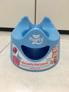 Pourty Potty