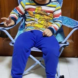 Kid's Folding Camp Chair