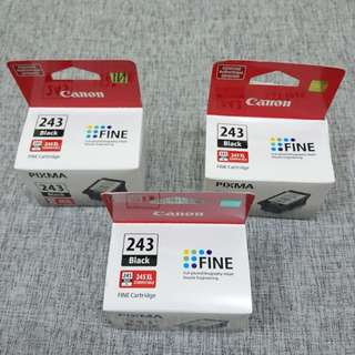 Canon Ink PG-243 Black Cartridge