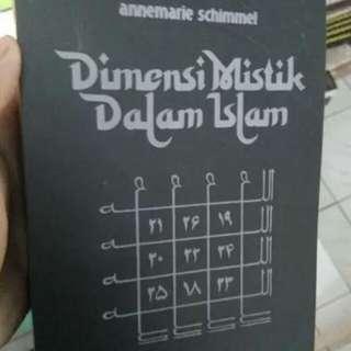 Dimensi Mistik Islam