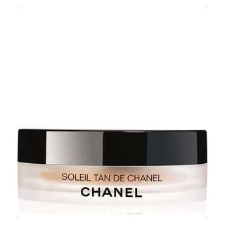 Chanel Tan De Soleil Bronzing Make-Up Base