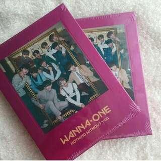 (READYSTOCK) Wanna One Album