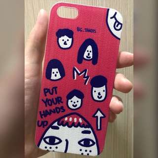 iphone 5S 搞鬼case