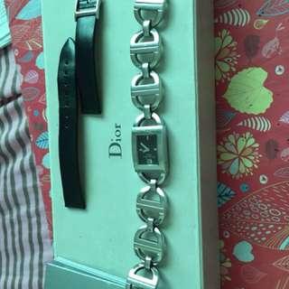 Authentic Christian Dior paris ladies watch