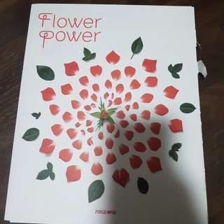 flower power books