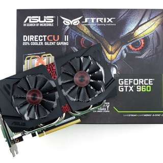 Asus Strix 960 2GB