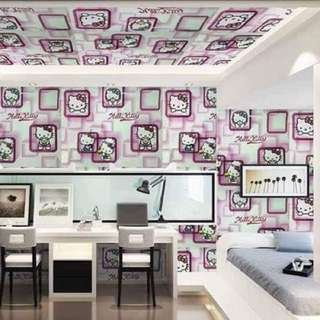 Adhesive Wallpaper,Rubberized en Waterproof👍😊