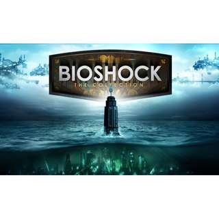 BioShock: The Collection Steam Key GLOBAL PC