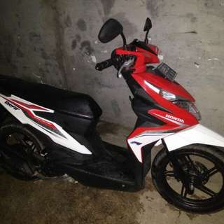 Honda beat new 2017 cbs iss