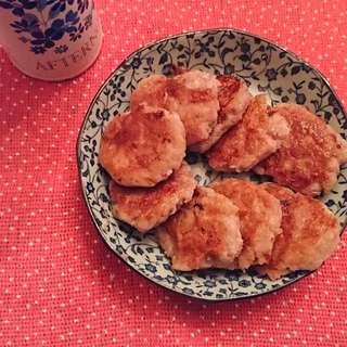 限量古早味鹹香芋頭餅(1個)預購