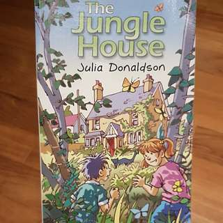The Jungle House by Julia Donaldson for early readers