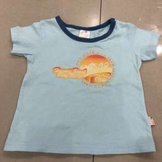 Baby Hippo T-shirt (12-18 mths)