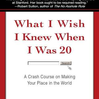 What I Wish I Knew When I Was 20 - Tina Seelig (ebook) (suitable for kindle)