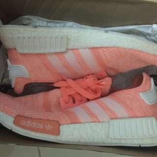 💯 Authentic Adidas NMD Sunglow R1