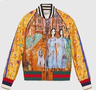 Reversible GUCCI jacket
