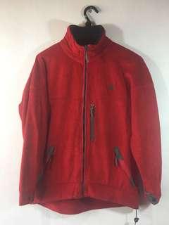 Vintage jack wolfskin polartec jacket made in poland