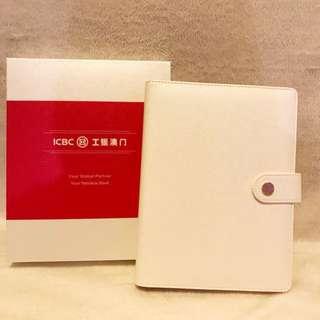 ICBC Agenda Notebook 2018