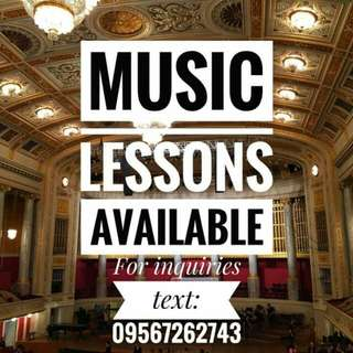 Music Lessons (High-Standard)