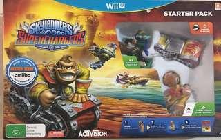 Skylanders Superchargers Starter Pack ( Wii U )