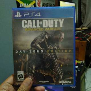 COD ADVANCE WARFARE
