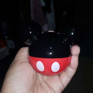 Mickey mouse powerbank