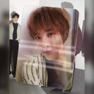 Seventeen special album director's cut yjh 尹淨漢 變幻卡