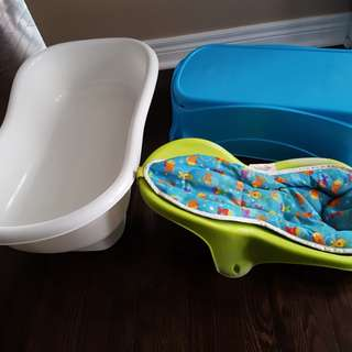 EUC baby bathtub