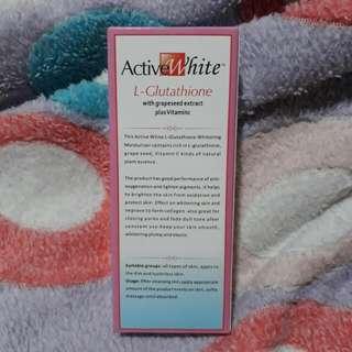Active WhiteL-Glutathione